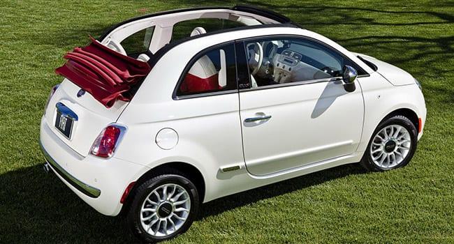 Fiat Cabrio 2014 used car