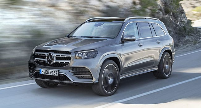 Mercedes GLS 450 is big, bold and pricey