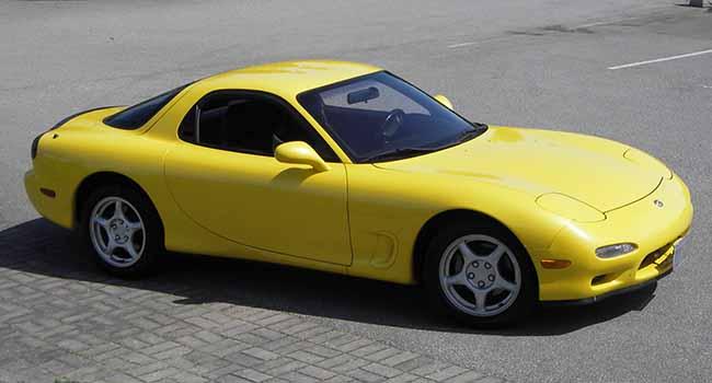 Gone but definitely not forgotten: Mazda RX-7