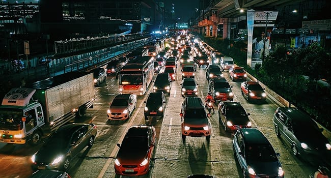 Easing urban traffic congestion no simple task