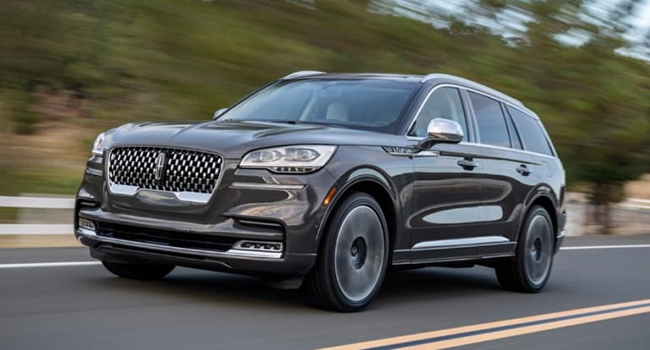 Lincoln Aviator offers plenty of style and luxury