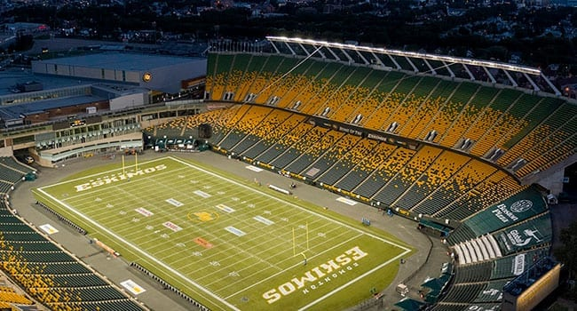 It's time to rename the Edmonton Eskimos