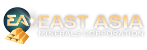 East Asia Minerals Closes $2,000,000 First Tranche from Palisades Goldcorp and Increases Financing to $4.4 Million