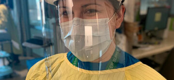 "3D printed protective wear ""shields"" front-line health workers"