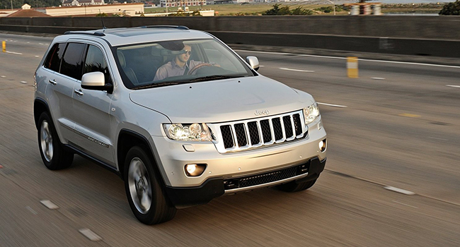 Buying used: 2011 Jeep Grand Cherokee