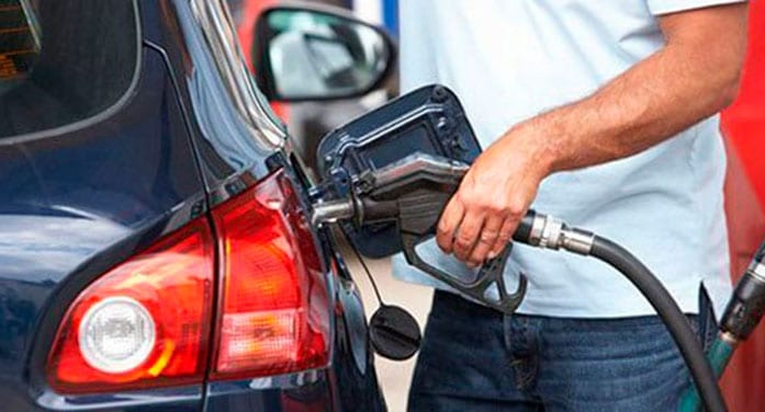 Carbon tax a crushing load at the fuel pump