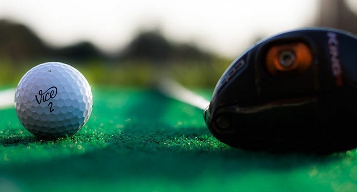 golfing golf club onrtario, ford, outside